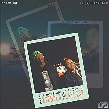 T.I.M.E EP (feat. Frank Ru)