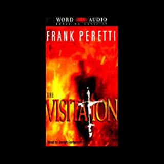 The Visitation                   By:                                                                                                                                 Frank Peretti                               Narrated by:                                                                                                                                 Joseph Campanella                      Length: 5 hrs and 14 mins     1 rating     Overall 4.0