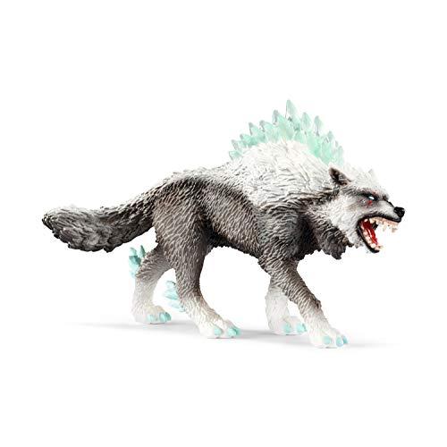 Schleich- Lobo de nieve (42452)
