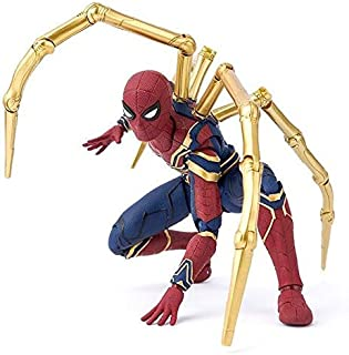 Avengers Infinity War Iron spider Spider-Man Deluxe edition action figure boxed model