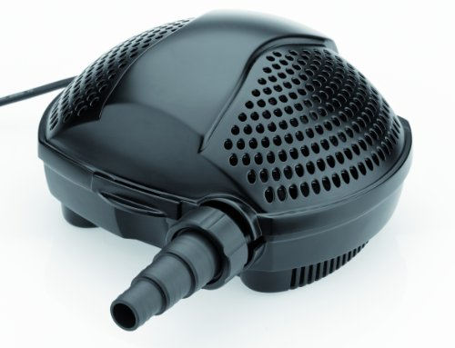 Pontec 50857 Filter- und Bachlaufpumpe PondoMax Eco 8000 | Filterpumpe | Pumpe | Teichpumpe