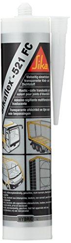 Sikaflex 521 FC transparent 290ml Kartusche