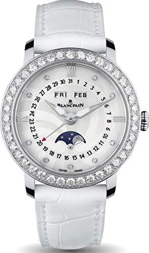 Diamond Blancpain Ladies Moonphase &...