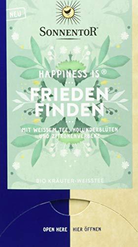 Sonnentor Bio Frieden finden Tee Happiness is (1 x 27 g)
