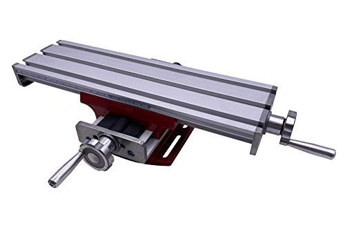 PAULIMOT Kreuztisch aus Aluminium 330 x 95 mm