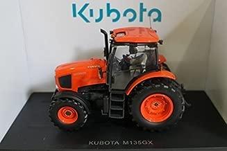 Kubota M135GX DieCast Tractor. 1:32 Scale Model.