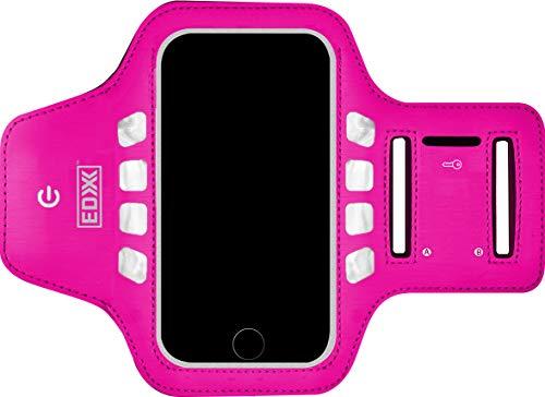 EDX - Brazalete LED para iPhone, Galaxy Smartphones, hombres y mujeres