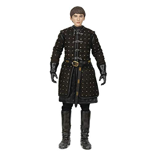 Figura Bran Stark 29 cm. Juego de Tronos. ThreeZero. Deluxe Version. Season 8. 1:6.