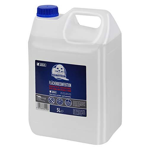 5 Litro Disinfettante Disinfezione Superfici Superfici Oggetti Flächendesinfektionsmittel Wischdesinfektion Oberflächendesinfektionsmittel