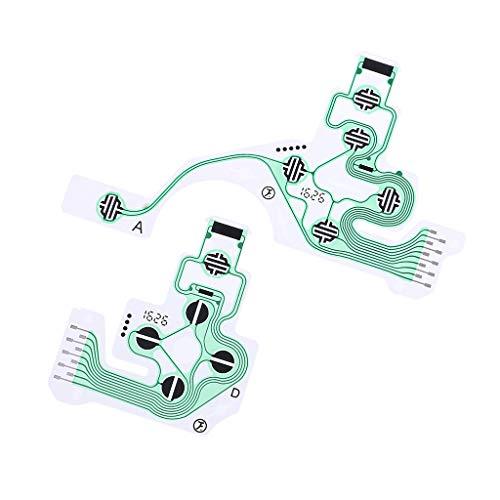 KERDEJAR Circuito Película Cable Cinta Conductora Flex PCB JDM-030 Pieza de reparación...