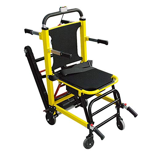 New Soniker Electric Lifting Wheelchairs Stair Climbing Elderly Stair Lifting Chair Motorized Climbi...
