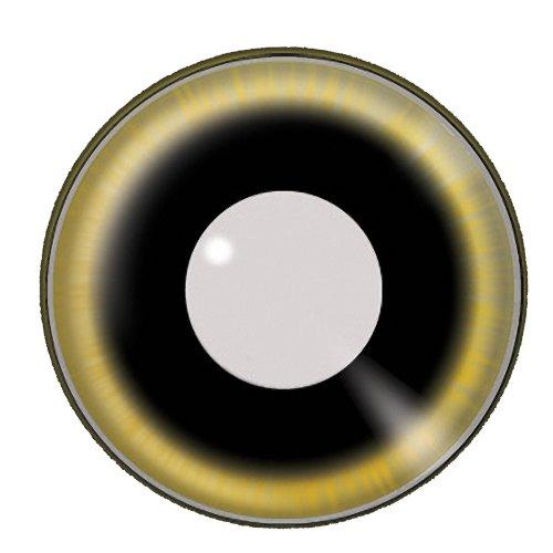 UV Flash eclipse Kontaktlinsen