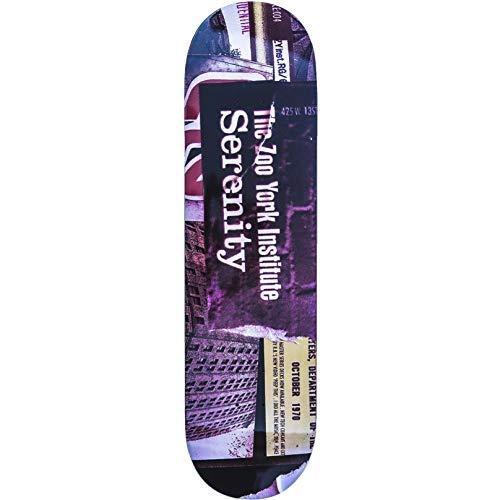 ZooYork Skateboard Deck Clarendon 8.25