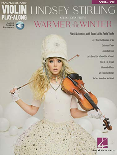 Lindsey Stirling Selections from Warmer in the Winter (Hal-Leonard Violin Play-along, Band 72)