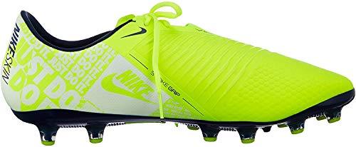 Nike Phantom Venom AG-Pro, Zapatillas de Fútbol Hombre, Amarillo (Volt/Obsidian/Volt 717), 40 EU
