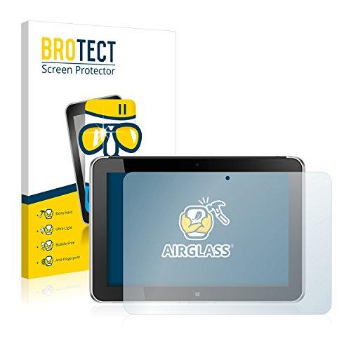 BROTECT Panzerglas Schutzfolie kompatibel mit HP ElitePad 1000 G2 - AirGlass, extrem Kratzfest, Anti-Fingerprint, Ultra-transparent