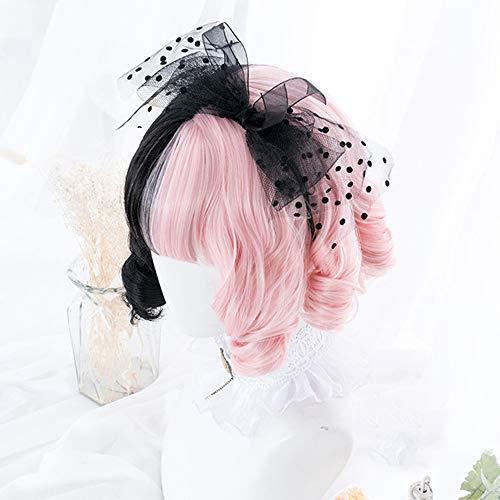 comprar pelucas negras cosplay por internet