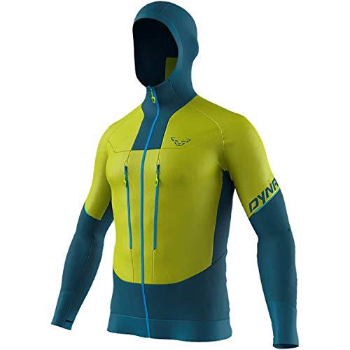 DYNAFIT M Speed Hybrid Jacket Grün, Herren Isolationsjacke, Größe XL - Farbe Moss