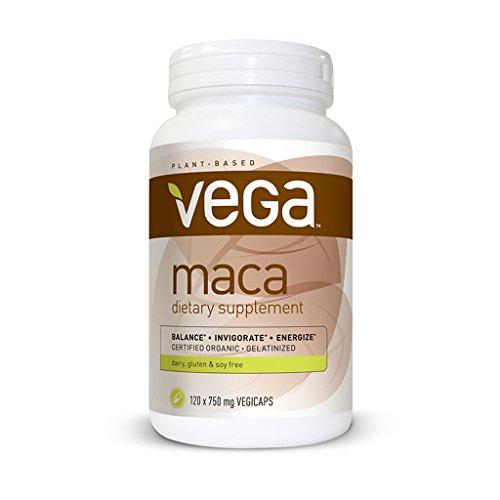 Vega Maca 750 mg Standard, 45 g