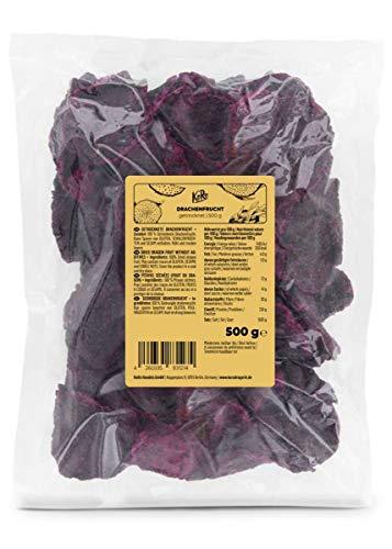 KoRo - Pitaya essiccata 500 g - Frutto del drago essiccato,...