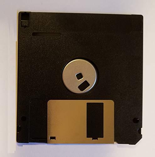 10 Pack DS/DD Floppy Disks. 720K Double Density MF2-DD. 3.5 inch diskettes.