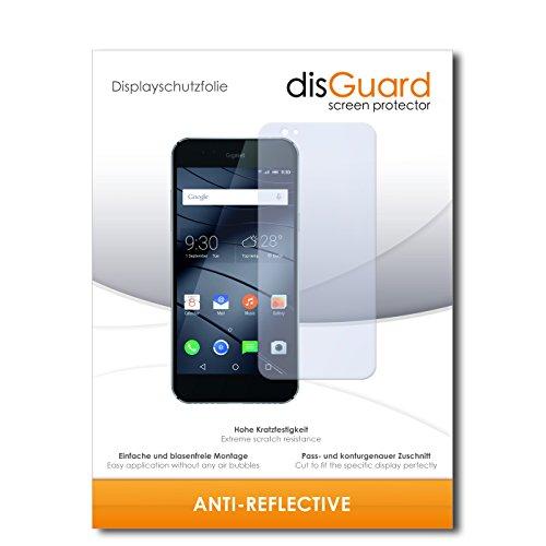 disGuard Bildschirmschutzfolie für Gigaset ME Pure [2 Stück] Anti-Reflex, MATT, Entspiegelnd, Extrem Kratzfest, Anti-Fingerabdruck - Bildschirmschutz, Schutzfolie, Panzerfolie