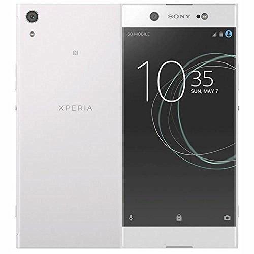 Sony Xperia XA1 Ultra G3226 4GB RAM / 64GB ROM 6-Inch 23 MP 4G LTE Dual SIM Factory Unlocked - International Stock No Warranty (White)