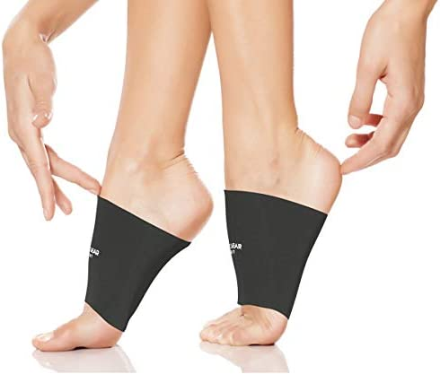 Physix Gear Arch Supports for Plantar Fasciitis Best Foot Sleeve for Foot Arch Support Arch product image