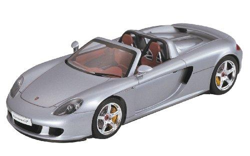 Tamiya - Maqueta Para Montar Porsche Carrera GT Escala 1/24 (Tamiya-24275)