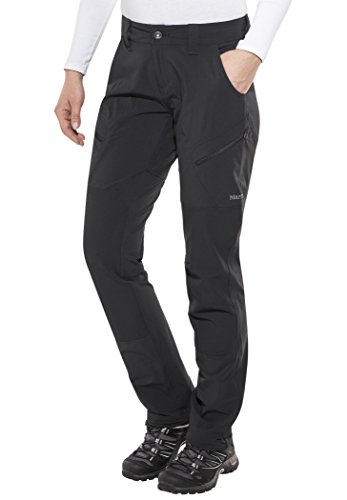 Marmot Limantour Pantalon Femme Noir FR : 10 (Taille Fabricant : 10)