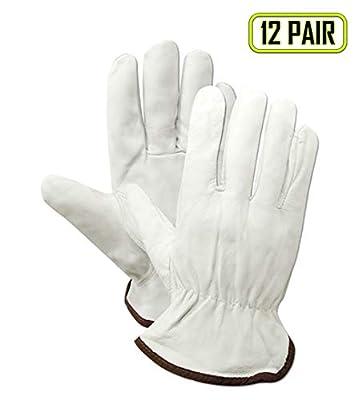 "Magid Glove & Safety 117W Magid EconoWear 1.25 Mil 28"" x 45"" Polyethylene Bib Apron"