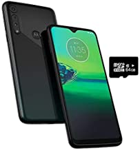 "Motorola Moto G8 Play (32GB, 2GB RAM) 6.2"" HD+ Display, Dual SIM GSM Unlocked (AT&T/T-Mobile/Metro) - XT2015-2 - Internati..."