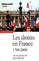 Droites en france (les) 1789-2008