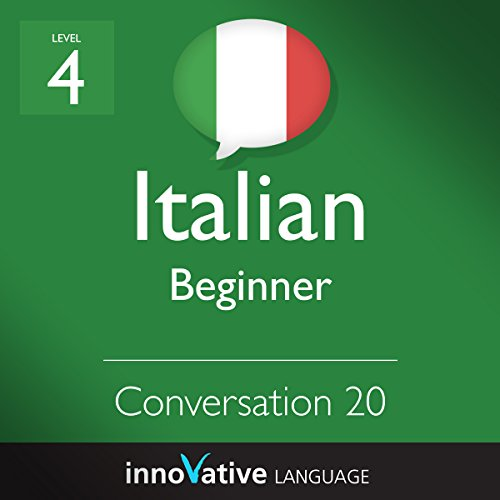 Beginner Conversation #20 (Italian) cover art