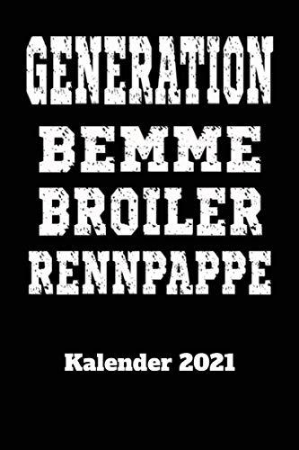 DDR Kalender 2021 Generation Bemme Broiler Rennpappe: DIN A5 Wochen Kalender 2021 für den DDR Fan . Jeweils 1 Woche auf zwei Seiten und Platz für ... Als Planer, Tagebuch, Info Heft zu verwenden.