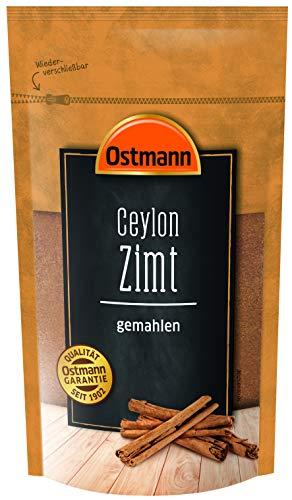Ostmann Ceylon Zimt gemahlen 225 g, 100 {345f9015bfc72b978c3e687ab0b1209525e25ef359cd0ccb1ec0bd8a1ca590fb} Ceylon Zimtpulver