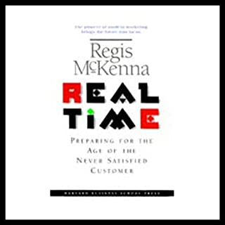 Real Time audiobook cover art