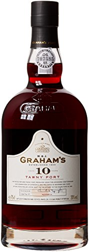 Grahams 10 Years Old Tawny Port, 75 cl