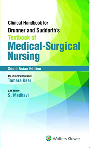 Clinical Handbook for Brunner & Suddarth's Textbook of Medical-Surgical Nursing (English Edition)