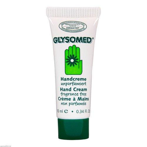 GLYSOMED Handcreme unparfürmiert 10 ml