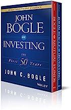 John C. Bogle Investment Classics Boxed Set: Bogle on Mutual Funds & Bogle on Investing (Wiley Investment Classics)