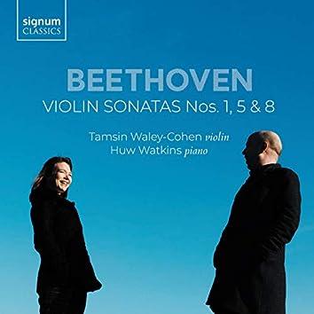 """Violin Sonata No. 5 in F Major, Op. 24 """"Spring"""": III. Scherzo. Allegro molto"""