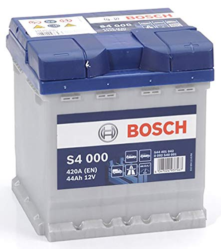 Bosch Automotive 0092S40001 Bosch S4000 Car Battery 44A / h-420A