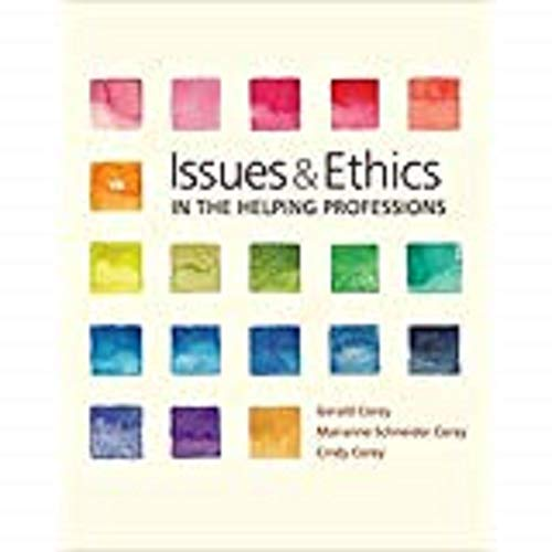 [1337406295] [9781337406291] Issues and Ethics in the Helping Professions 10th Edition-Hardcover