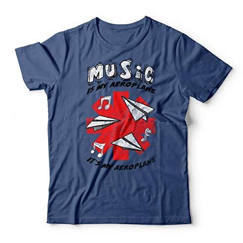 Camiseta Red Hot Chili Peppers Aeroplane