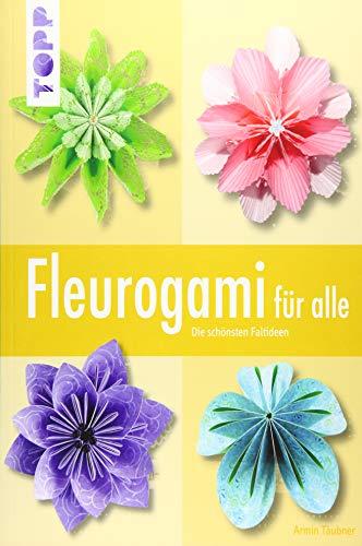 Fleurogami für alle: Die schönsten Faltideen