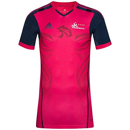 adidas Frankreich Nationalmannschaft Techfit Herren Handball Trikot G85669