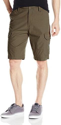 DC Men's Ripstop Cargo 21 Walk Short