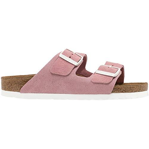 BIRKENSTOCK Arizona Damen Sandalen Pink, Pink, 39 EU