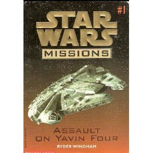 Assault on Yavin Four - Book  of the Star Wars Legends